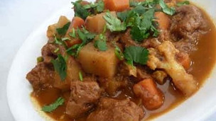 Thumbnail image for Seitan and Vegetable Curry