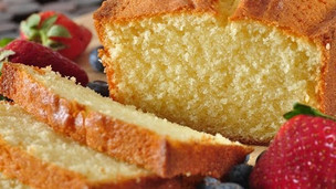 Thumbnail image for Golden Brown Moist Pound Cake
