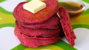 Thumbnail image for How to Make Beet Pancakes for Kids