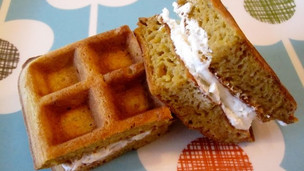 Thumbnail image for Pumpkin Waffles For Kids!