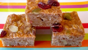 How to Make Healthy Oatmeal Bars On-The-Go