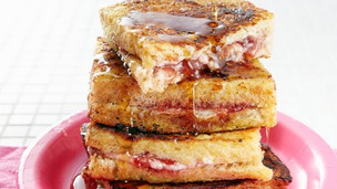 Delicious Stuffed French Toast