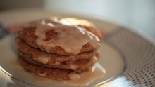 How To Make Amazing Cinnamon Bun Pancakes