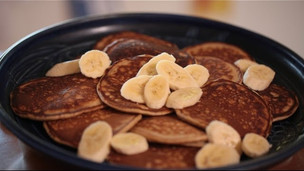 Thumbnail image for How To Make Banana Nut Pancakes Breakfast