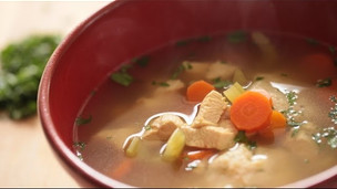 Thumbnail image for Easy Matzo Ball Soup Recipe