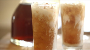 Refreshing Coconut Chai Iced Tea