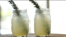 Refreshing Vodka Rosemary Lemonade