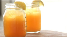 Whiskey Spiked Arnold Palmer BBQ Cocktail
