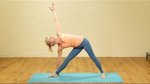 Thumbnail image for Short Heart Opening Yoga Class