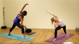 Thumbnail image for Long Heart Opening Yoga Class