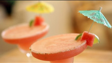 Refreshing Watermelon Margarita