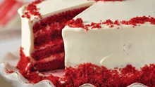Beautiful Red Velvet Cake