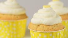 Yummy Lemon Cupcakes