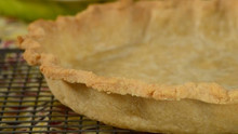 How To Make Prebaked Pie Crust