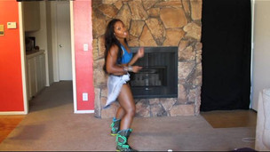 Thumbnail image for Fun Zumba and Soca Dance Workout