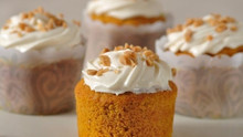Moist And Tasty Pumpkin Cupcakes