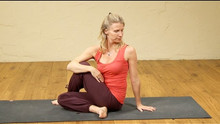 Twists to Release Back Tension