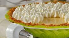 Beautiful Key Lime Pie