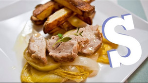 Thumbnail image for Butter Poached Pork