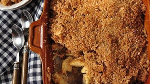 Thumbnail image for Amazing Apple Crisp