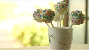 Easy Cake Pops Recipe