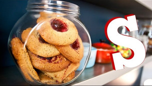 Thumbnail image for Awesome Peanut Butter And Jelly Cookie