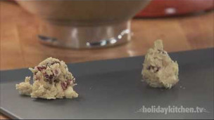 Thumbnail image for White Chocolate Chip Oatmeal Cranberry Cookies