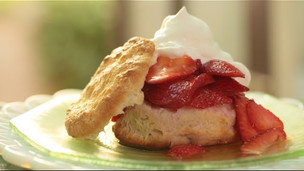 Thumbnail image for Strawberry Shortcake with Homemade Biscuits