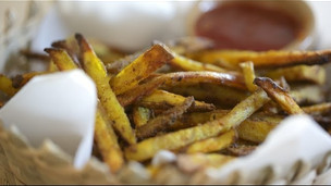 Thumbnail image for Zesty Baked Curry Fries