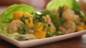 Thumbnail image for Avocado, Mango and Shrimp Salad