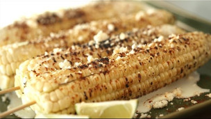 Thumbnail image for Mexican Elote Recipe Grilled Corn On Cob