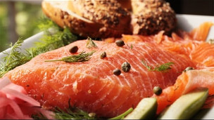 Thumbnail image for Scandinavian Gravlax (Salmon)