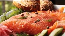 Scandinavian Gravlax (Salmon)