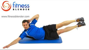 Thumbnail image for 20 Minute Home Abdominal Workout - Ab and Oblique Exercises