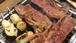 "Thumbnail image for Korean beef barbecue (""LA Galbi"")"