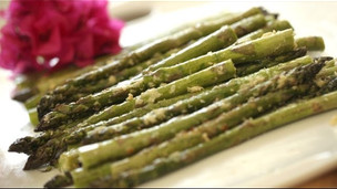 Thumbnail image for Grilled Parmesan Asparagus