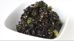 Korean Seasoned Seaweed
