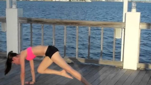 Beach Bod Yoga  Hips Back & Hammies