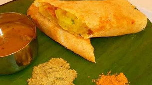 Thumbnail image for Indian Crispy Dosa