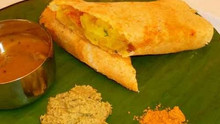 Indian Crispy Dosa