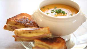 Grilled Cheese And Soup Recipes