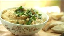 Delicious Homemade Hummus
