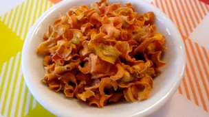 Thumbnail image for How To Make Carrot Chips
