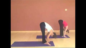 Thumbnail image for Yoga Sun Salutations