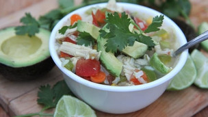 Thumbnail image for Fresh Mexican Chicken Soup