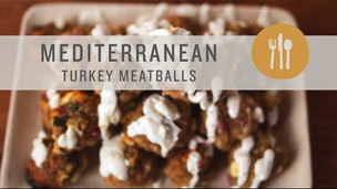 Thumbnail image for Mediterranean Turkey Meatball
