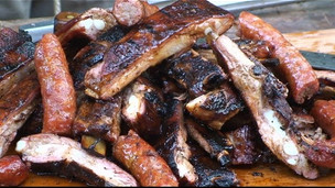 Sugar Maple Spare Ribs