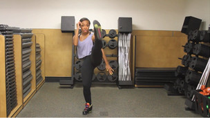 Thumbnail image for Hiphop Cardio Kickboxing