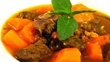 Vietnamese Beef Stew - Bò kho