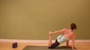 Thumbnail image for Yoga Sequence for Hip Flexors